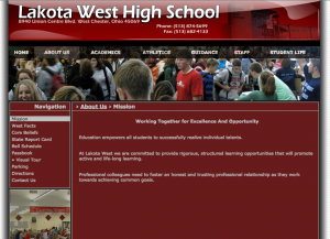 Lakota West - About Us